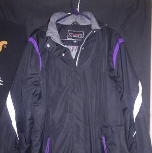 Below zero jacket